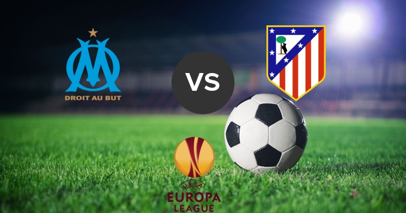 Speltips Europa League Marseille Atletico Madrid Matchodds