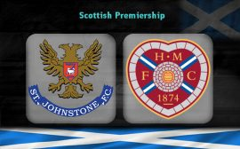 St. Johnstone - Hearts